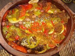 cuisine de choumicha tajine de poissons choumicha cuisine marocaine choumicha