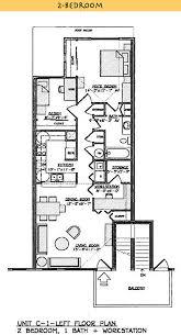 floor plans 2 bedroom floor plans yulupa cohousing