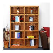 concepts in wood midas espresso open bookcase mi4872 e the home