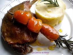 comment cuisiner des cuisses de canard confites canard confit aux abricots moelleux les délices de mimm
