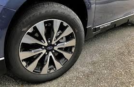 subaru outback wheels review 2017 subaru outback the safe family wagon bestride