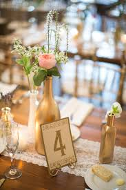 wine bottle wedding centerpieces surprising gold wine bottle centerpieces photos best inspiration