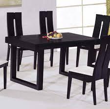Modern Kitchen Furniture Sets with Dinning Modern Dining Table Square Dining Table Wood Dining Table