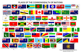Country Flags England The Commonwealth The United Kingdom Great Britain And England