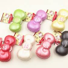 hello bow new hello jumbo bow macaron rising squishy licensed