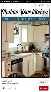 Kitchen Facelift Ideas 15 Do It Yourself Hacks And Clever Ideas To Upgrade Your Kitchen 1