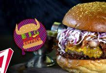 vegan buffalo cauliflower sandwich with ranch sauce for food