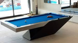 amazing design modern pool table interesting decoration infinity