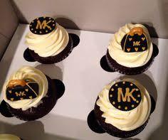 michael cake toppers michael kors edible fondant cupcakes mk party