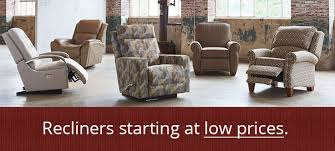 recliners hero banner lazboy furniture galleries and design