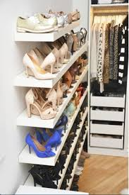 simple ideas shoe rack for small closet 22 diy storage spaces diy