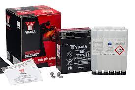 yuasa ytx7l bs powersports agm motorrad batterie wartungsfrei