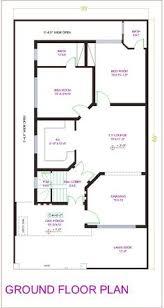 Pakistan House Designs Floor Plans 6 Marla House Plan 30 U0027 42 U0027 Modern House Plan House Plan