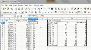 how to sort a pivot table pivot table how to format dates as monthname year ask libreoffice