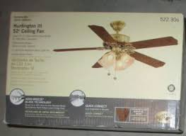 hton bay hawkins 44 ceiling fan awesome hton bay white ceiling fan with light contemporary