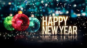 happy new year ornament wallpaper 1920x1080 4k high