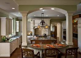 kitchen islands with stools with columns ramuzi u2013 kitchen design