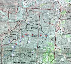 Umkc Campus Map Brush Creek Virtual Field Trip