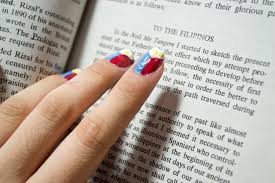 how to paint the philippines flag on your nails 13 steps
