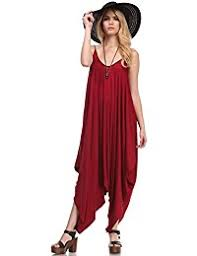 Red Jumpsuits For Ladies Amazon Com Reds Jumpsuits U0026 Rompers Jumpsuits Rompers