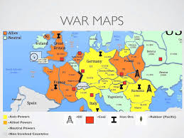 World War Ii Maps by World War Ii Simulation Lesson Plan Student Orientation Youtube