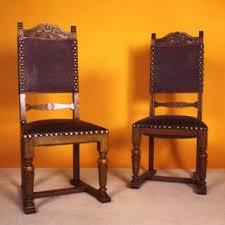 siege de style restauration d un siège de style en cuir