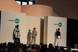 renew and redux houston thrift store fashion style show scene 1
