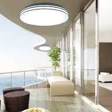 bathrooms design bright round led ceiling light bathroom lamp