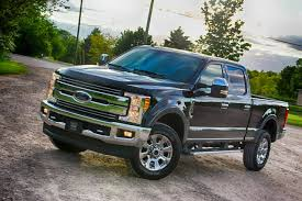 truck ford 2017 2017 ford f250 super duty loses some weight but hauls more than ever