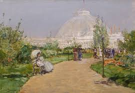 Ny Botanical Garden Membership by Introduction Impressionism American Artists On Canvas New