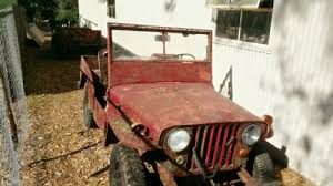 Jeep For Sale Craigslist 1946 Willys Cj2a Jeep For Sale On Craigslist Used Cars For Sale