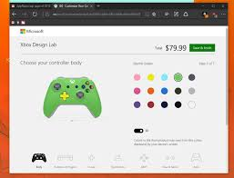 xbox design lab custom controller unboxing and hands on windows