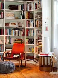 White Book Shelves by Bookshelf Awesome Corner Book Shelves Amusing Corner Book