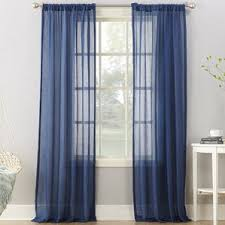 Silver And Blue Curtains Curtains U0026 Drapes Birch Lane