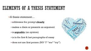weak thesis statement writing an effective thesis statement a thesis statement or 11 a thesis statement