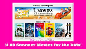 yes one dollar summer movies for kids at regal cinemas my