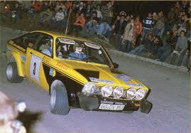 opel kadett rally car the hyppy a rally blog given the works