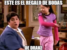 Memes De Drake - memes acaso miranda desapareció la invitación de drake a la boda