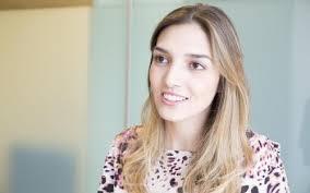 julianna e news short hair brazilian ex banker makes the triple jump just three months into