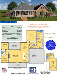 Home Plan by Home Plan Designs Inc