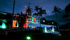 lead free christmas lights government house christmas lights display free event brisbane
