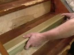 treppe mit vinyl bekleben trefix treppenrenovierungs profile baumarkt