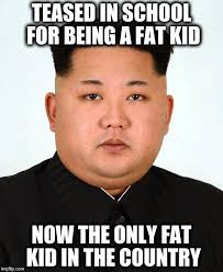 Country Meme - teased in school for being a fat kid now the only fat kid in the