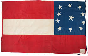 Harrisonburg Flag Football Confederate Flag Given By Infamous Spy Belle Boyd To A Union Officer