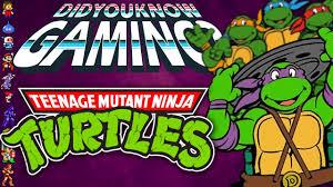 teenage mutant ninja turtles games tmnt gaming