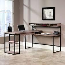 desk l modern l shaped computer desk foter