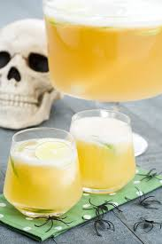 12 halloween punch recipes alcoholic fall punches delish com