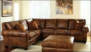 Small Brown Leather Corner Sofa Tan Leather Corner Sofa Centerfieldbar Com