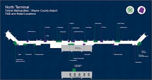 Jetblue Airports Map North Terminal