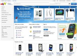 ebay designs ebay tests new home page design